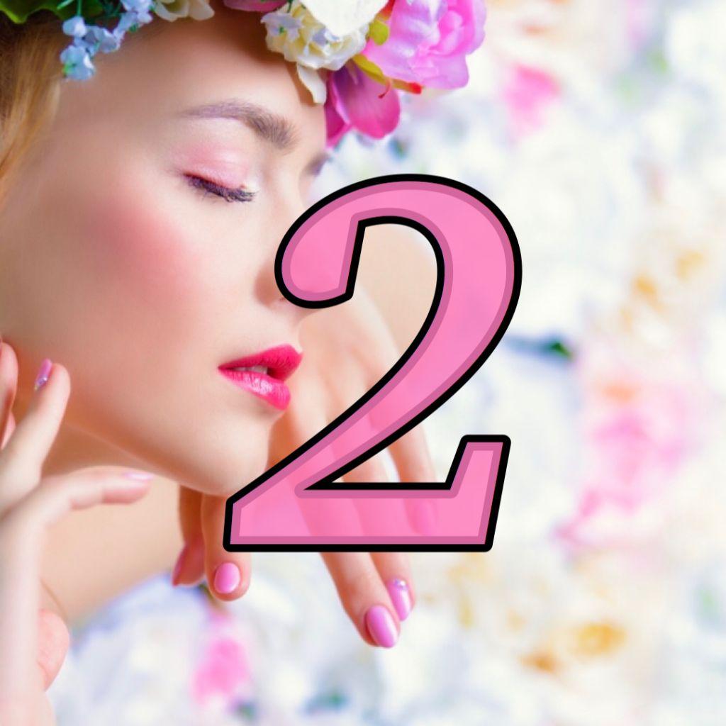 Numerología, Significado del Número 2